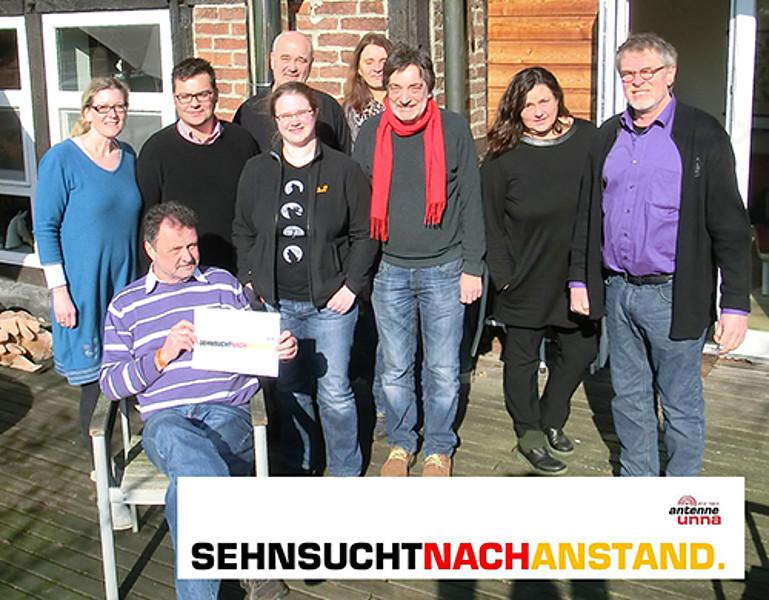 """""""Sehnsucht nach Anstand"""""""