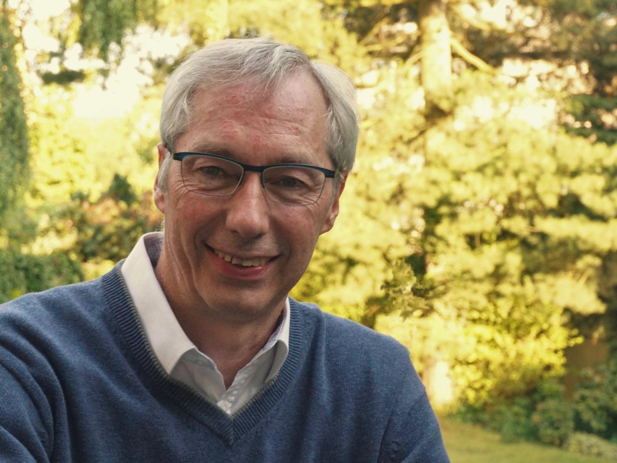 Kurzporträt Eckhard Kneisel -Unser Direktkandidat im Wahlkreis Unna II