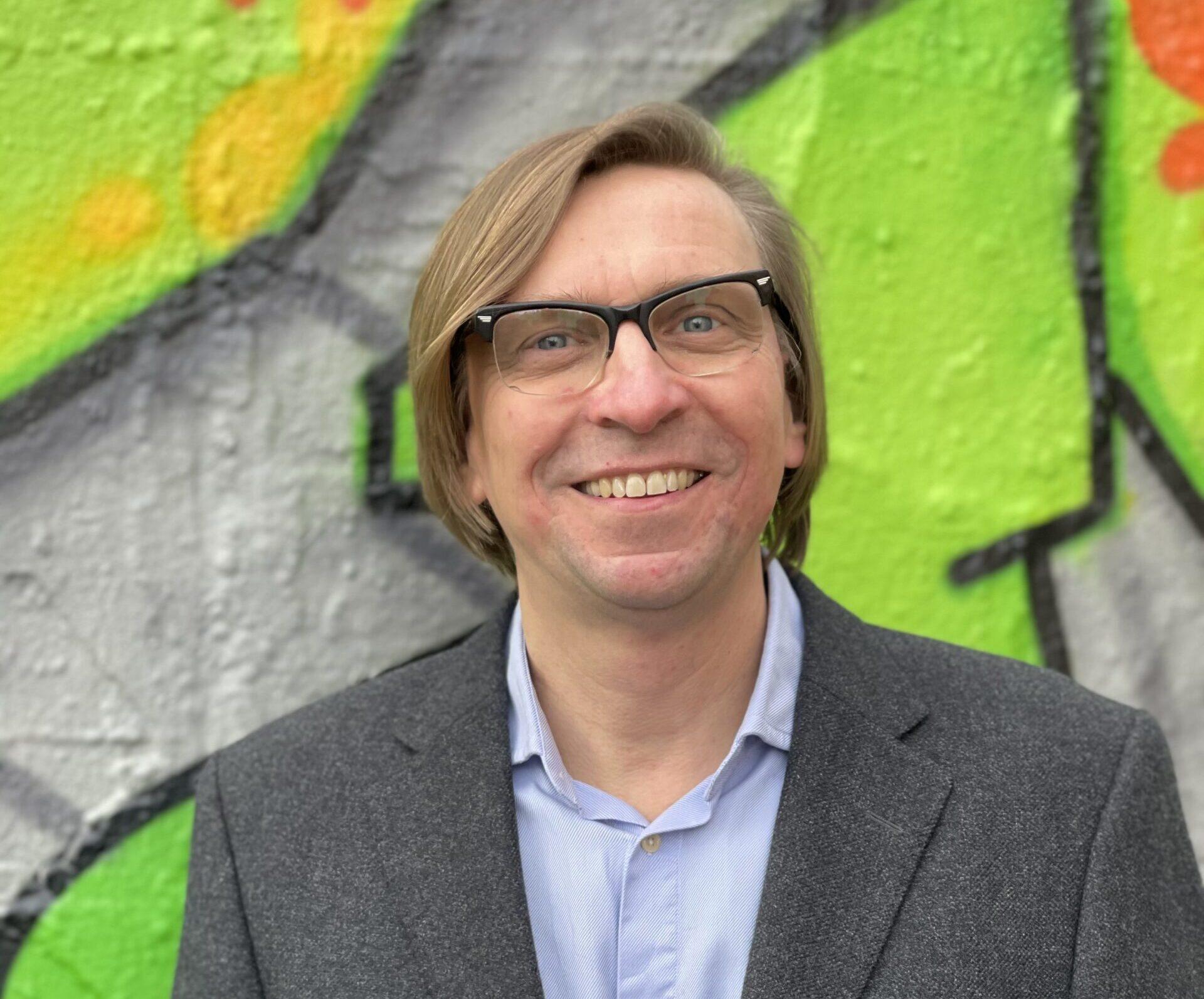 Michael Sacher kandidiert für den Bundestag